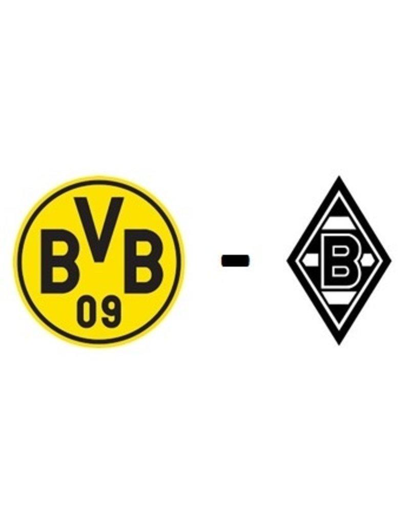 Borussia Dortmund - Borussia Monchengladbach Arrangement 19 februari 2022