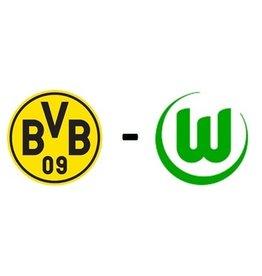 Borussia Dortmund - VFL Wolfsburg Arrangement