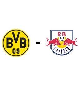Borussia Dortmund - RB Leipzig Reisegepäck