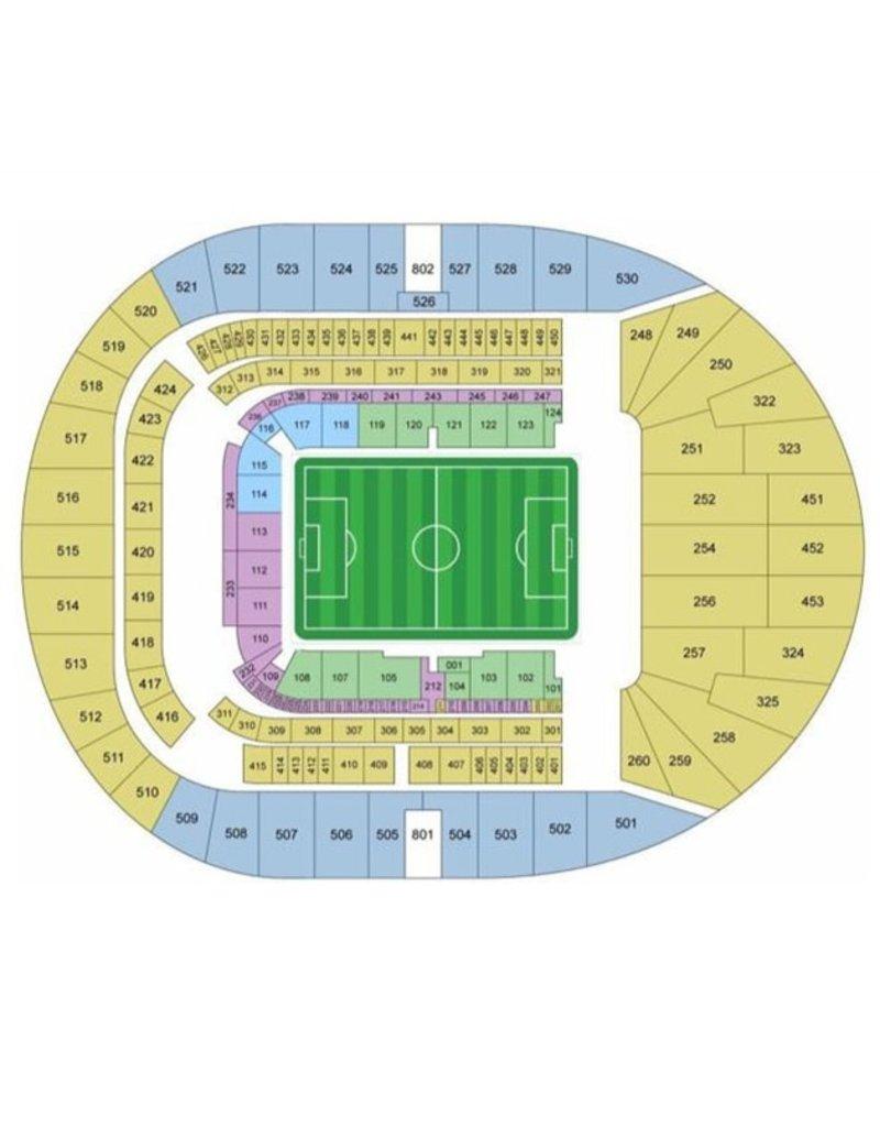 Tottenham Hotspur - Arsenal 15 januari 2022