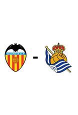 Valencia - Real Sociedad Arrangement 6 februari 2022