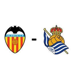 Valencia - Real Sociedad Arrangement