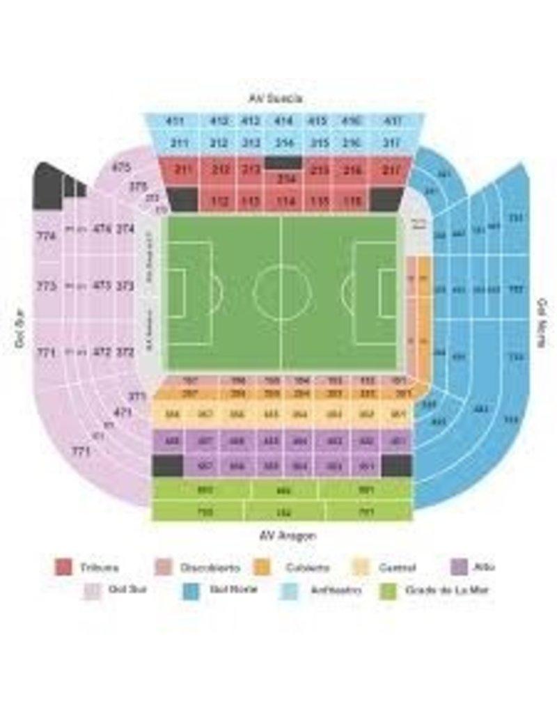 Valencia - Elche CF Arrangement 12 december 2021