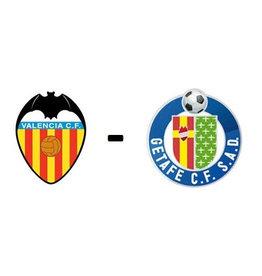 Valencia - Getafe Package