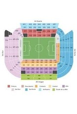 Valencia - Villarreal Arrangement 31 oktober 2021