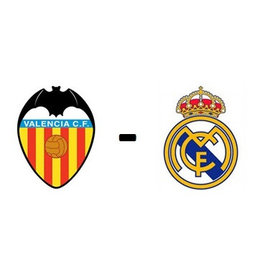 Valencia - Real Madrid Arrangement