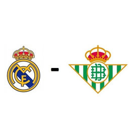 Real Madrid - Real Betis Arrangement