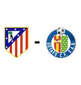 Atletico Madrid - Getafe Arrangement