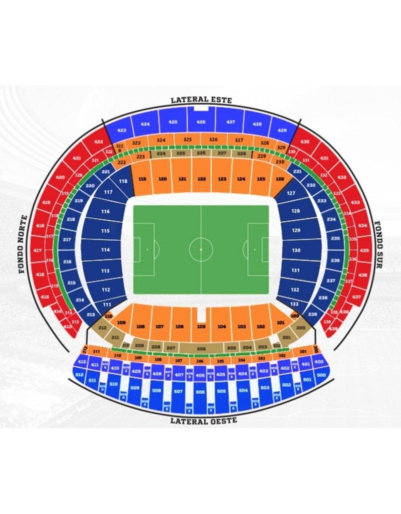 Atletico Madrid - Getafe Arrangement 13 februari 2022