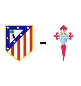 Atletico Madrid - Celta de Vigo Arrangement