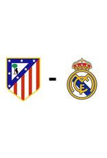 Atletico Madrid - Real Madrid Arrangement 8 mei 2022