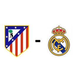 Atletico Madrid - Real Madrid Arrangement