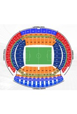 Atletico Madrid - Valencia Arrangement 23 januari 2022