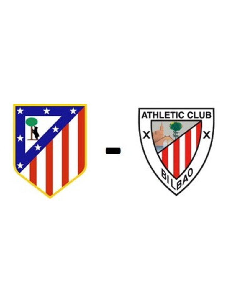 Atletico Madrid - Athletic Club Arrangement 18 september 2021