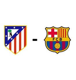 Atletico Madrid - FC Barcelona Arrangement