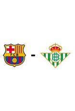 FC Barcelona - Real Betis Arrangement 5 december 2021
