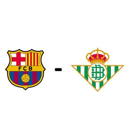 FC Barcelona - Real Betis Arrangement