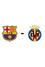 FC Barcelona - Villarreal Arrangement 22 mei 2022