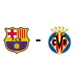 FC Barcelona - Villarreal Package