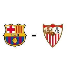 FC Barcelona - Sevilla Reisegepäck