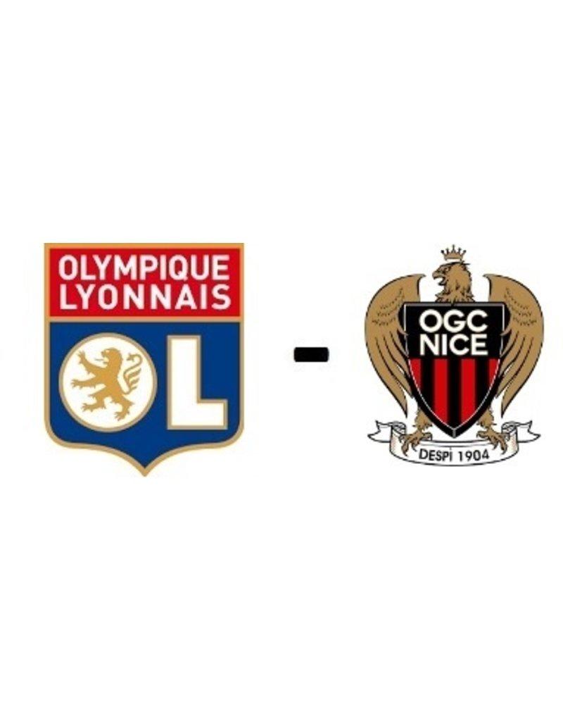 Olympique Lyon - OGC Nice 13 februari 2022