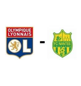 Olympique Lyon - FC Nantes