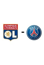 Olympique Lyon - PSG 9 januari 2022