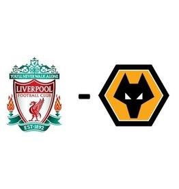 Liverpool - Wolverhampton Wanderers Package