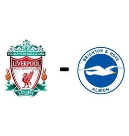 Liverpool - Brighton & Hove Albion Package