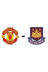 Manchester United - West Ham United Arrangement 22 januari 2022