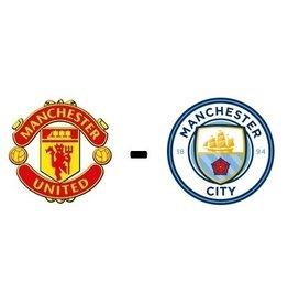 Manchester United -  Manchester City Reisegepäck