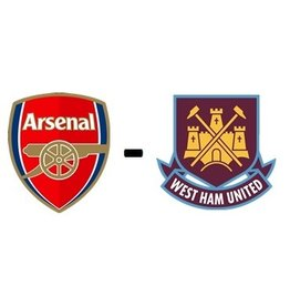 Arsenal - West Ham United Arrangement