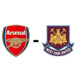 Arsenal - West Ham United Reisegepäck