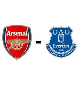Arsenal - Everton Reisegepäck