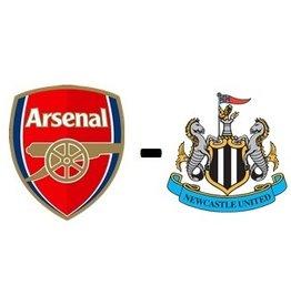 Arsenal - Newcastle United Reisegepäck