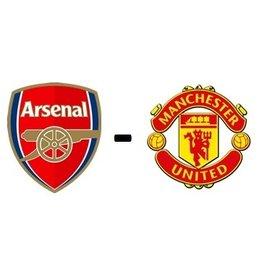 Arsenal - Manchester United Reisegepäck