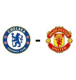 Chelsea - Manchester United Reisegepäck