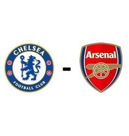 Chelsea - Arsenal Reisegepäck