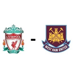 Liverpool - West Ham United Arrangement