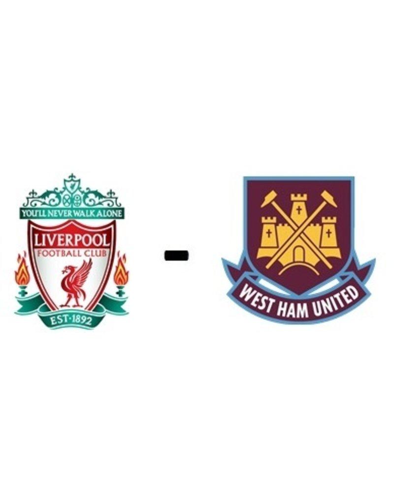 Liverpool - West Ham United Arrangement 5 maart 2022