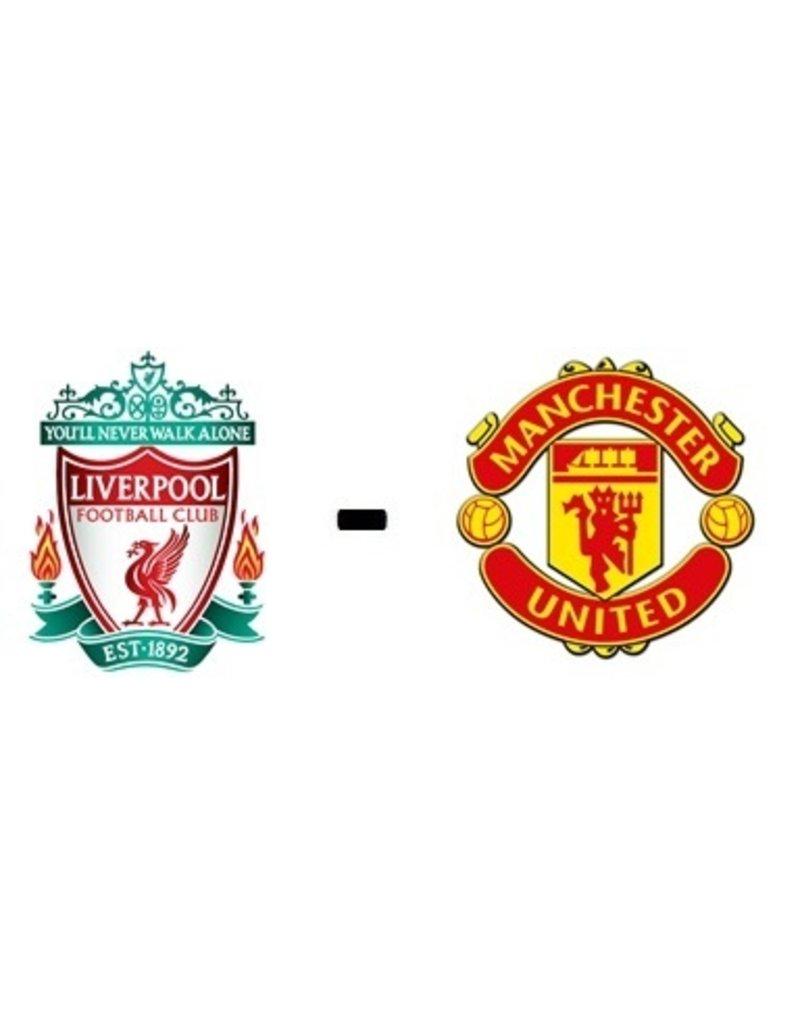 Liverpool - Manchester United Arrangement 19 maart 2022