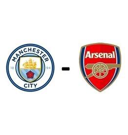Manchester City - Arsenal Reisegepäck