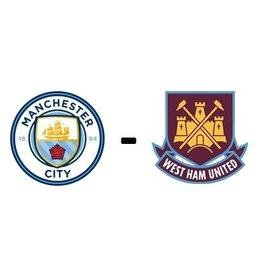 Manchester City - West Ham United Arrangement