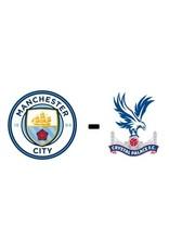 Manchester City - Crystal Palace Arrangement 30 oktober 2021