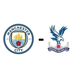 Manchester City - Crystal Palace Reisegepäck