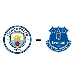 Manchester City - Everton Arrangement