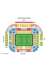 Manchester United - Southampton Arrangement 12 februari 2022
