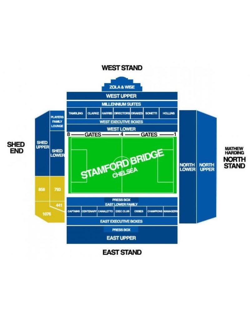 Chelsea - Arsenal Arrangement 12 februari 2022