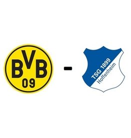 Borussia Dortmund - TSG Hoffenheim Arrangement