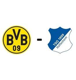 Borussia Dortmund - TSG Hoffenheim Package